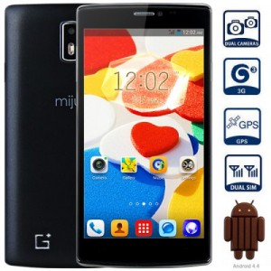 Mijue G6 5.5 inch Android 4.4 3G Phablet