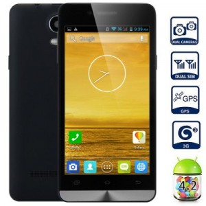 WO Z5 4.5 inch Android 4.2 3G Smartphone