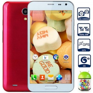S305 5.0 inch Android 4.2 3G Smartphone