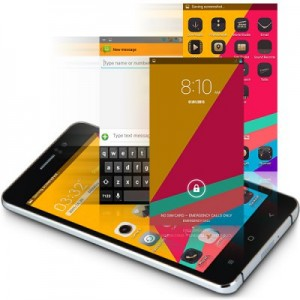JIAKE M5 5.0 inch Android 4.4 3G Smartphone