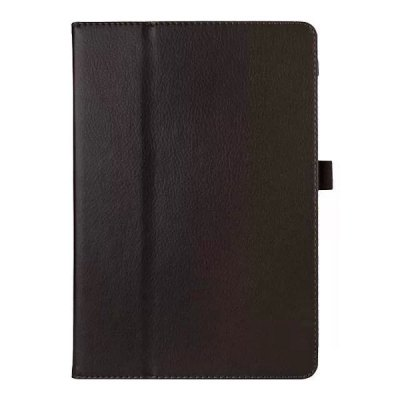 PC + PU Leather Material Litchi Pattern Case with Stand for Google Nexus 9