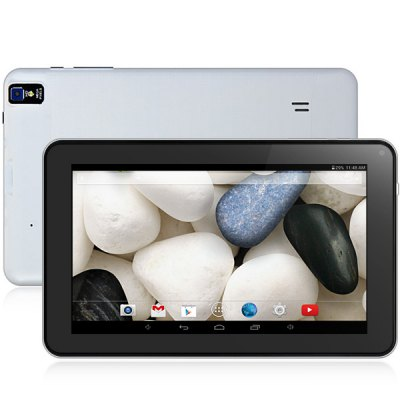 9 inch Android 4.4 Tablet PC A33 Quad Core 1.3GHz 512MB RAM 8GB ROM
