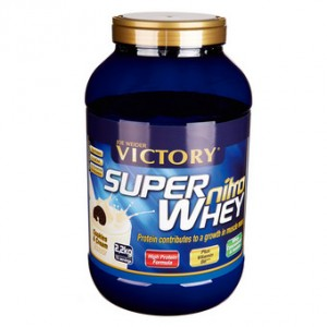 Proteina Cookies-Cream Super Nitro Whey