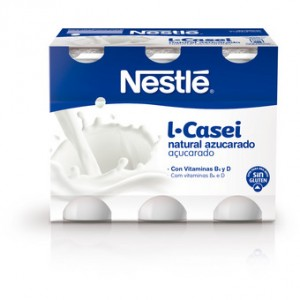 Yogur L.Casei Natural Azucarado