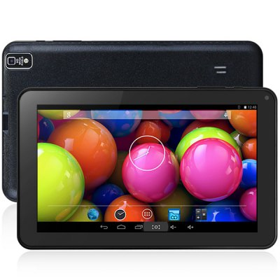 Actions 7029B Android 4.4 Tablet PC ATM7029B Cortex A9 Quad Core 1.3GHz with 9 inch WVGA Screen Cameras WiFi 8GB ROM