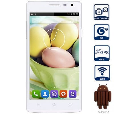Tiendas online que venden JIAKE Find 7 Android 4.4 3G Phablet with 5.0 inch QHD Screen MTK6582 1.3GHz Quad Core 1GB RAM 8GB ROM WiFi GPS Dual Cameras