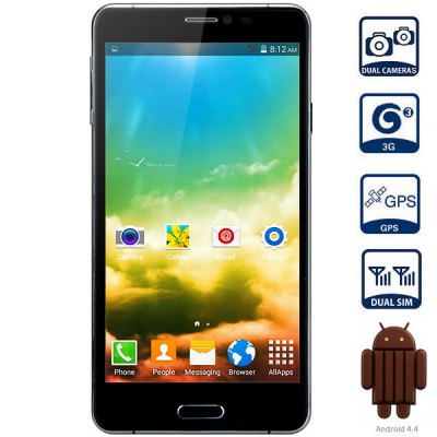 Mijue N910 5.5 inch Android 4.4 3G Smartphone