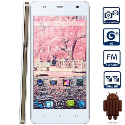 T2 5.0 inch Android 4.4 3G Smartphone