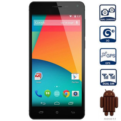 Cubot S200 5.0 inch Android 4.4 3G Smartphone