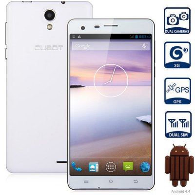 CUBOT S350 5.5 inch Android 4.4 3G Smartphone