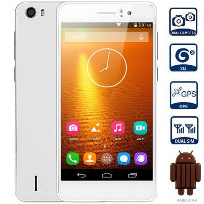 C6 5.0 inch Android 4.4 3G Smartphone