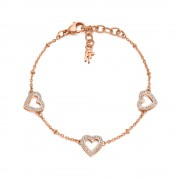 PLAYFUL HEARTS PULSERA Follie Follie