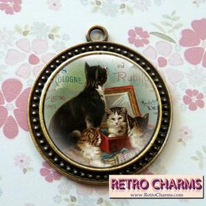 Colgante Vintage para Collar Mod 039900071