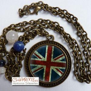 Collar Vintage Bronce Mod. 3400066