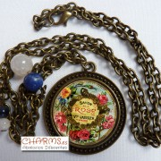 Collar Vintage Bronce Mod. 3400073
