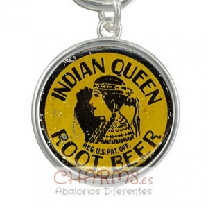 Medalla para pulsera estilo vintage Mod 03200048