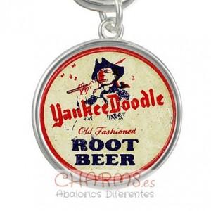 Medalla para pulsera estilo vintage Mod 03200049