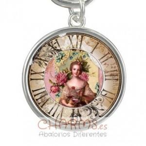 Medalla para pulsera estilo vintage Mod 040001004