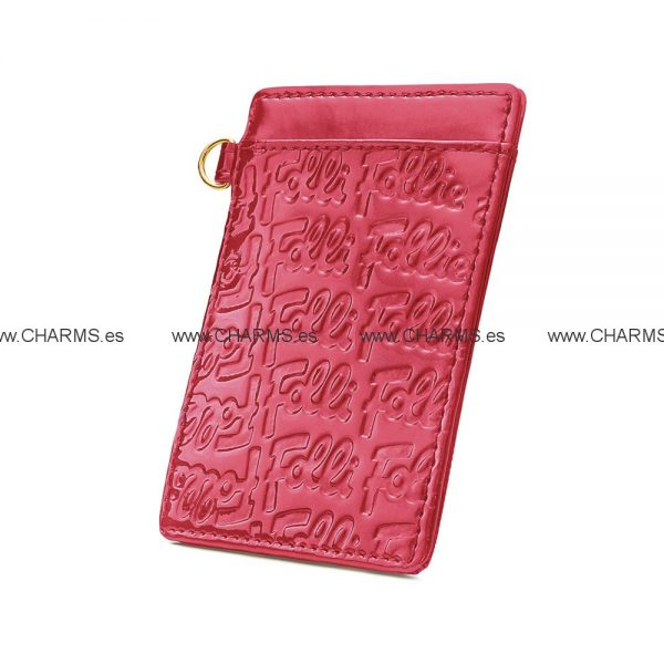 LOGOMANIA CARD HOLDER Folli Follie