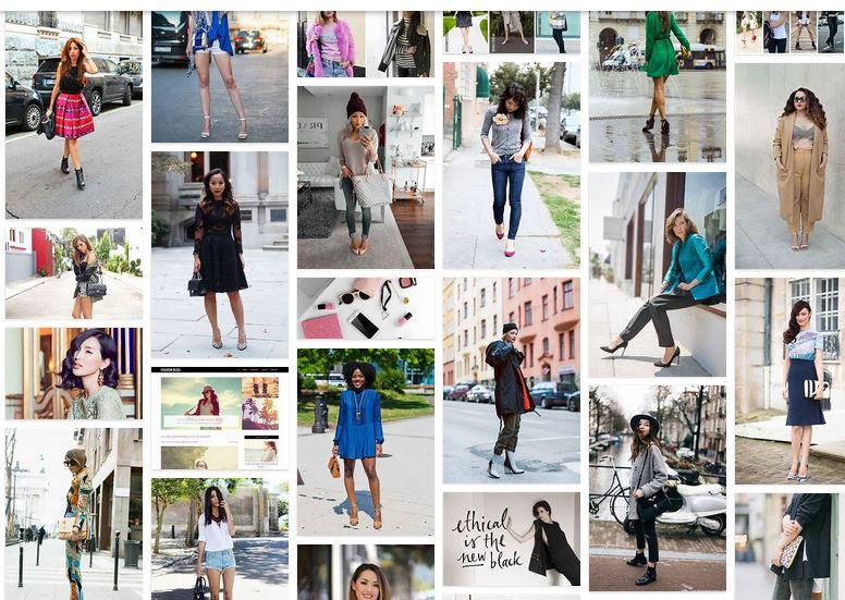 catalogo de moda