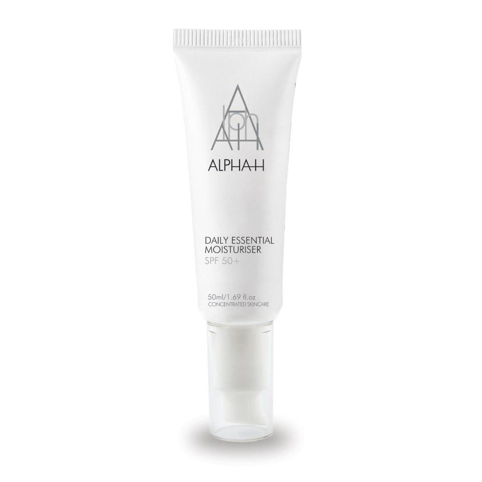 Hidratante Alpha-H Daily Essential SPF 50+ 50ml