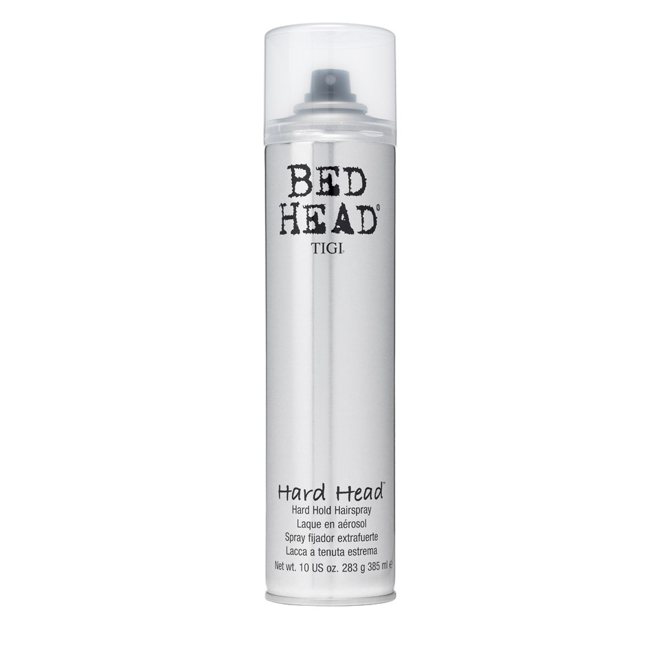 Spray fijacion extra fuerte Tigi Bed Head Hard Head 400ml
