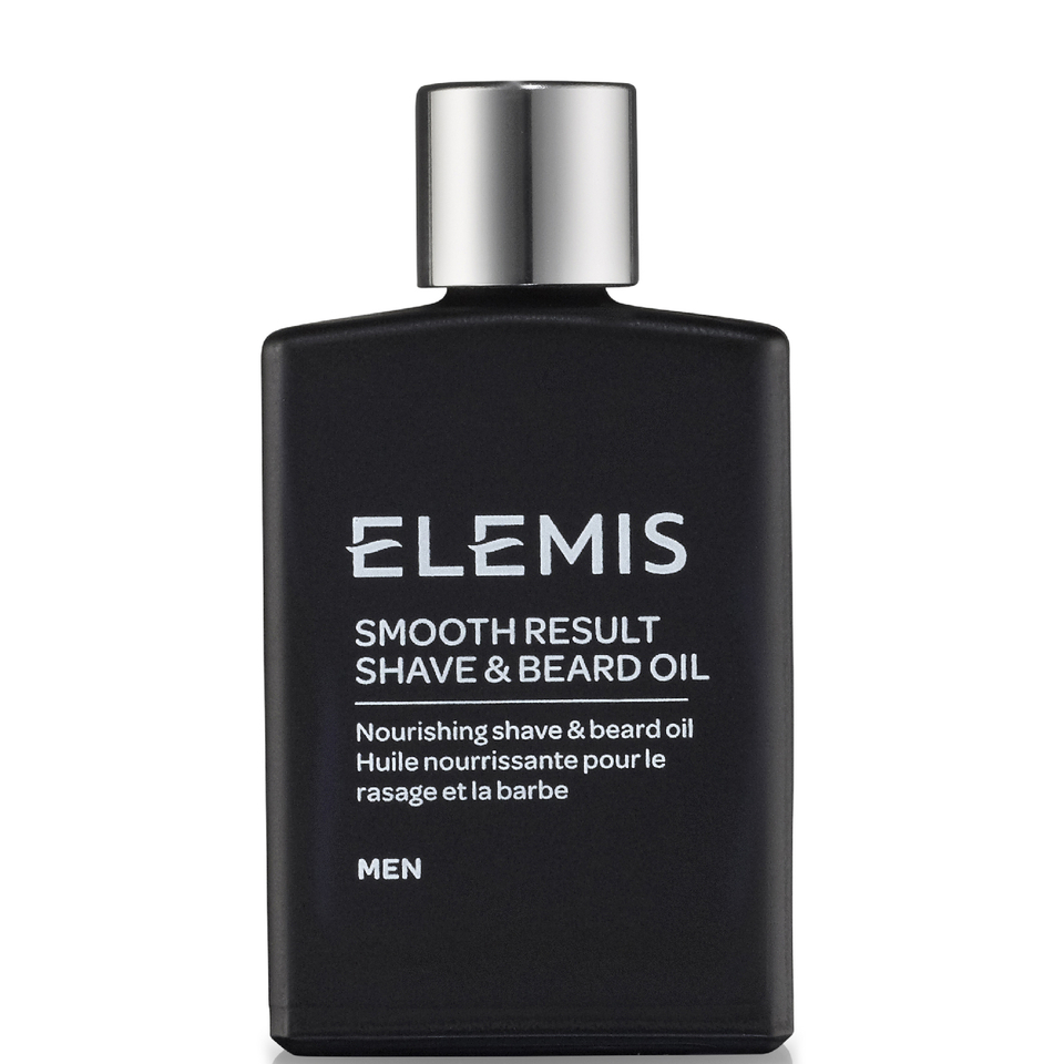 Aceite de afeitar Elemis Smooth Result Shave and Beard Oil 30ml