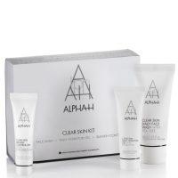Set cremas iluminadoras clarificadoras Alpha-H Clear Skin (3 productos)