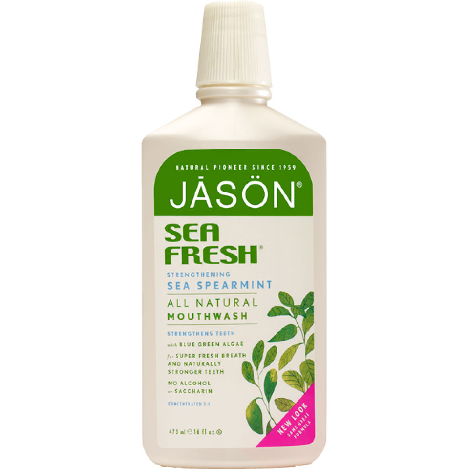 Enjuague bucal Sea Fresh JASON (480ml)