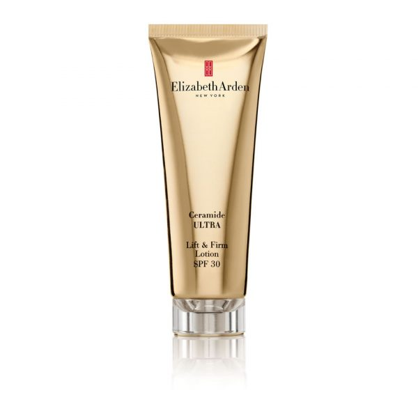 Locion reafirmante efecto lifting Elizabeth Arden Ceramide Plump Perfect SPF 30 (50ml)