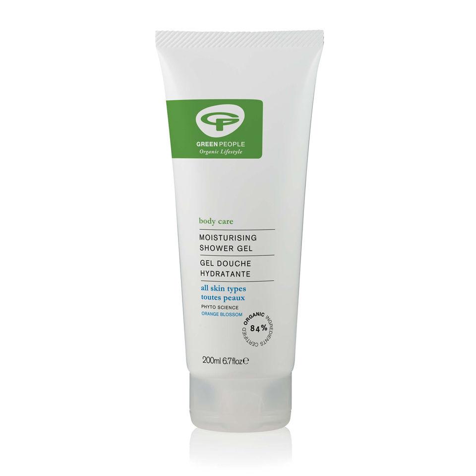 Gel de ducha hidratante Green People (200ml)