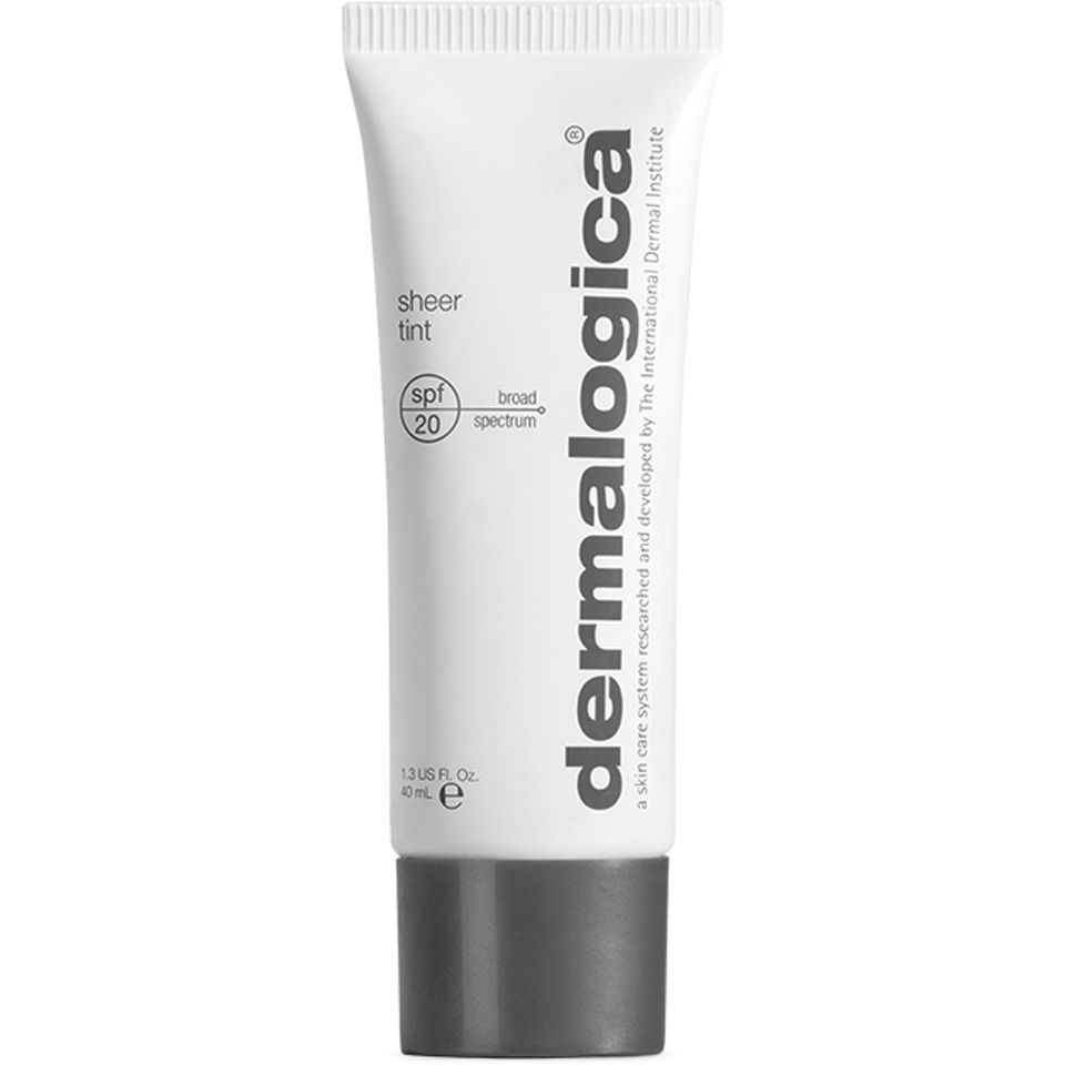 Crema Hidratante con Color Dermalogica Sheer Tint - Oscuro (40ml)