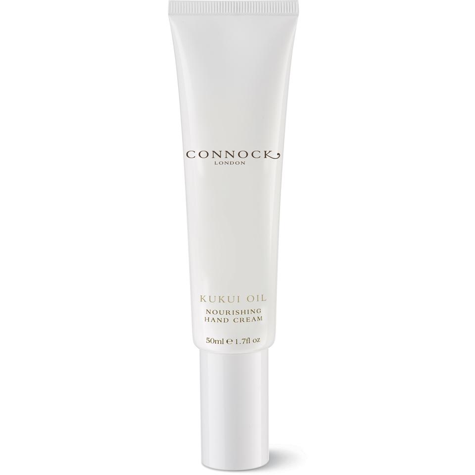 Connock London Kukui Oil Nourishing Hand Cream 50ml