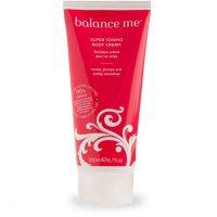 Crema corporal hidratante Balance Me Super Toning (200ml)