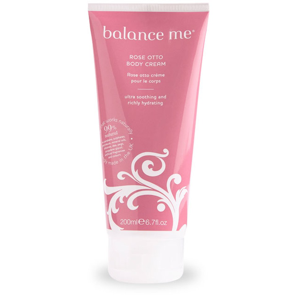 Crema corporal Balance Me Rose Otto (200ml)