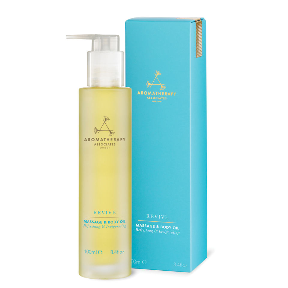 Aceite corporal energizante Aromatherapy Associates Revive Morning