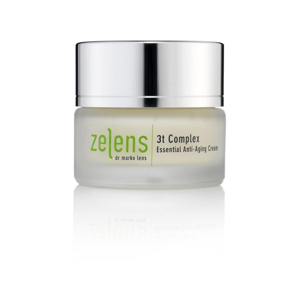 Crema Antienvejecimiento Zelens 3T Complex Essential
