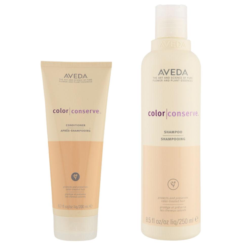 Duo Aveda Colour Conserve - champu y acondicionador