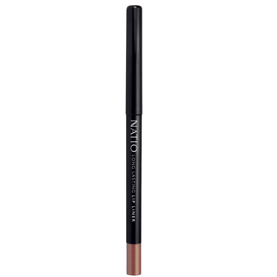 Lapiz delineador de labios Natio Mechanical Long Lasting - Lotus