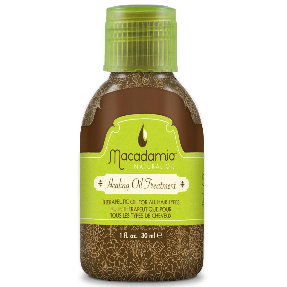 Aceite reparador aceite de macadamia 30ml