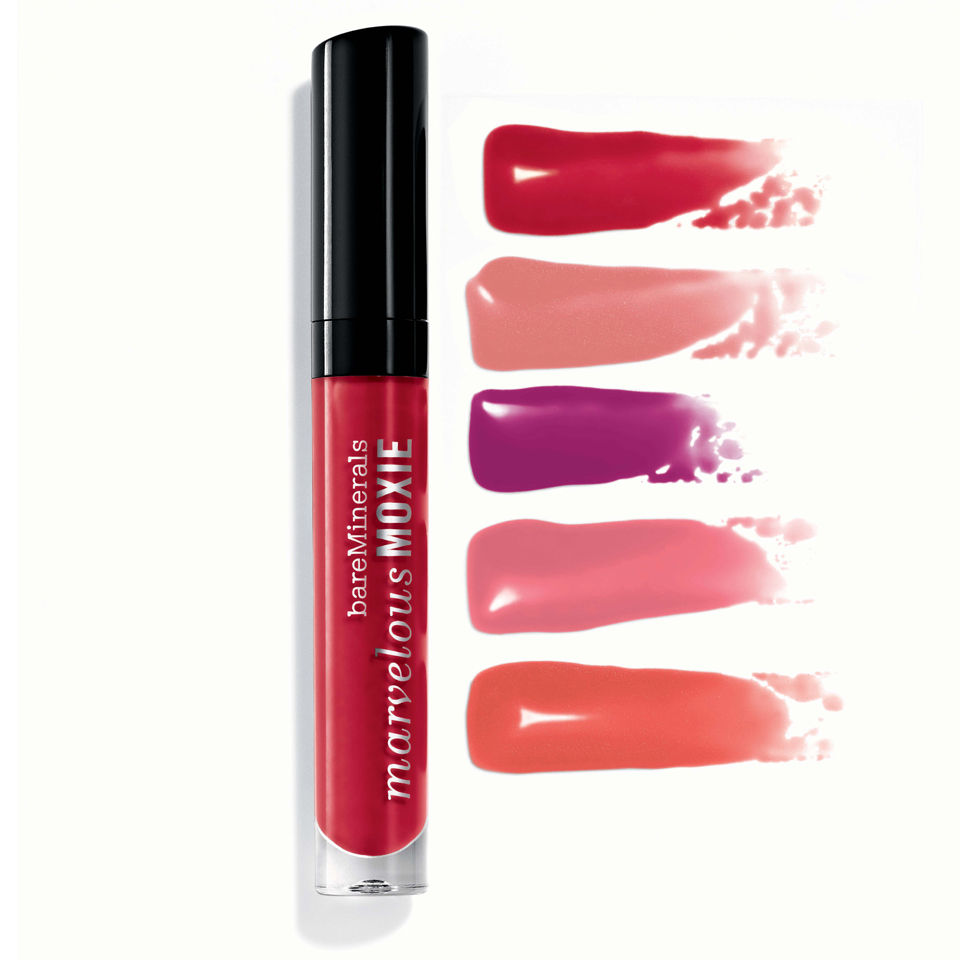bareMinerals Marvelous Moxie Lipgloss - Maverick (4.5ml)