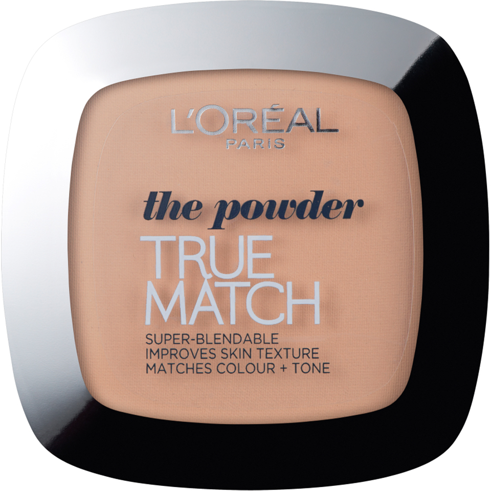 L'Oreal Paris True Match Powder Foundation - Golden Ivory