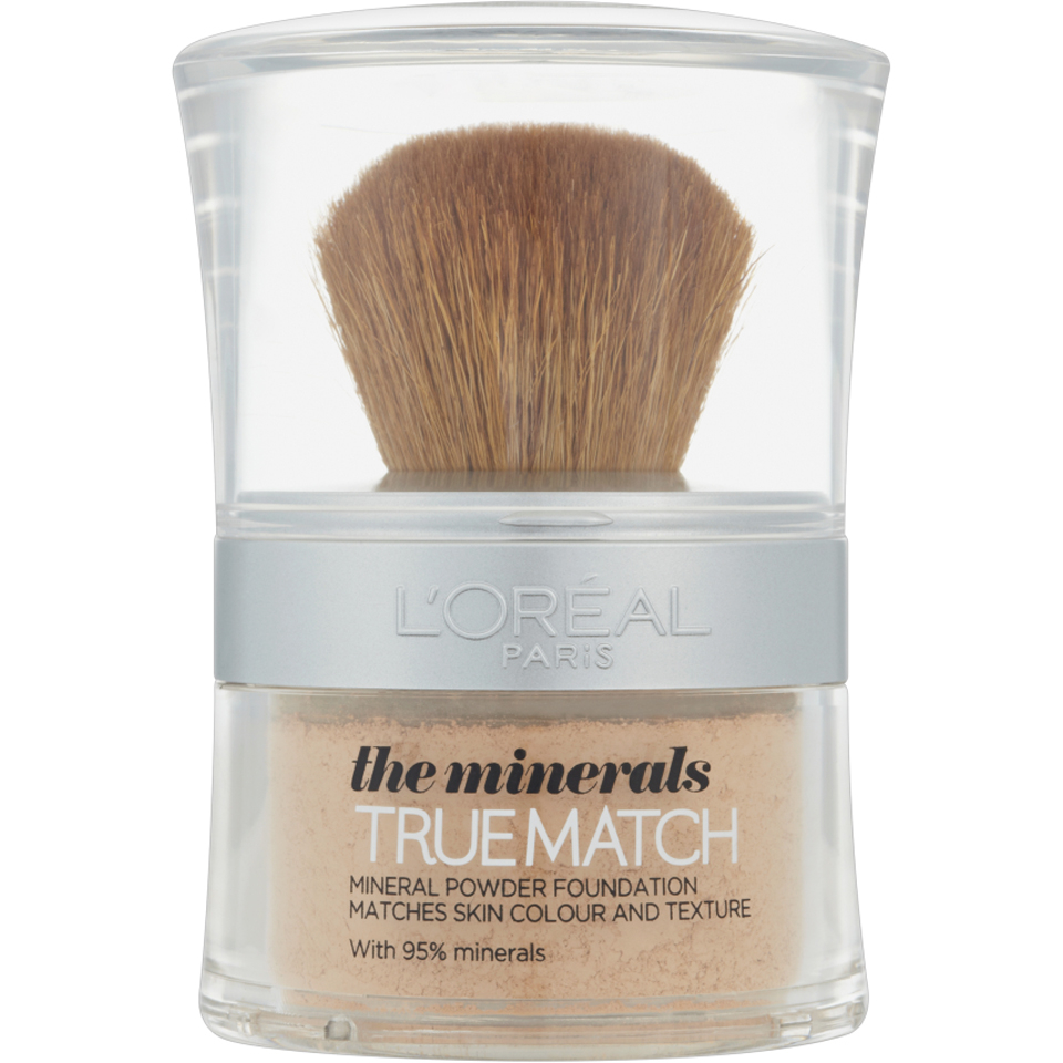 L'Oreal Paris True Match Minerals Foundation - Honey Glow