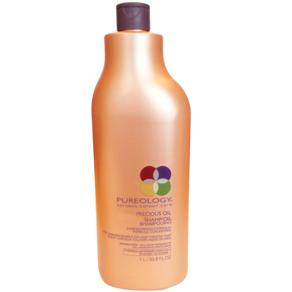 Champu Pureology Precious Oil (1000ml)