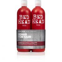 Duo de productos nutricion TIGI Bed Head Resurrection