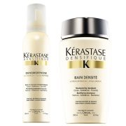 Duo Kerastase Densifique Bain Densite (250ml) y Mousse Densimorphose (150ml)