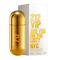 Carolina Herrera 212 VIP Agua de Perfume 80ml