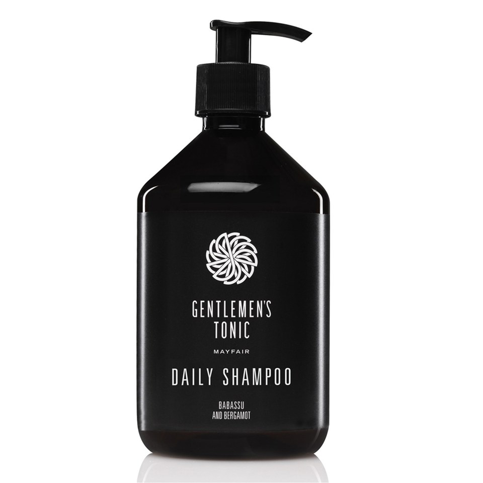 Gentlemen's Tonic Daily Shampoo (500ml)