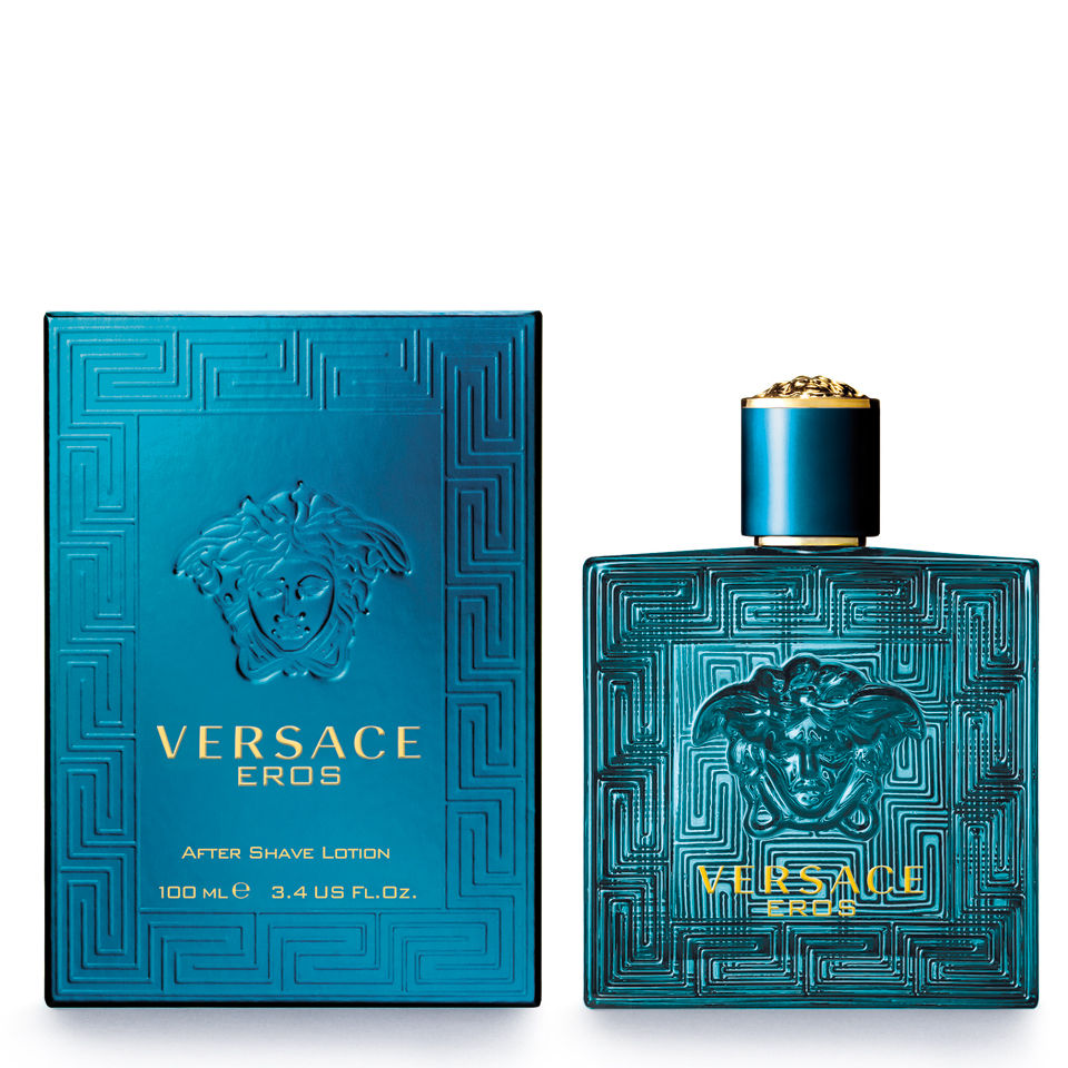 Versace Eros para hombre Aftershave Balm 100ml