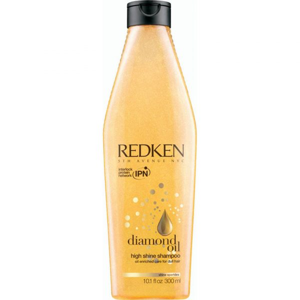 Champu super brillo Redken Diamond Oil High Shine Shampoo (300ml)